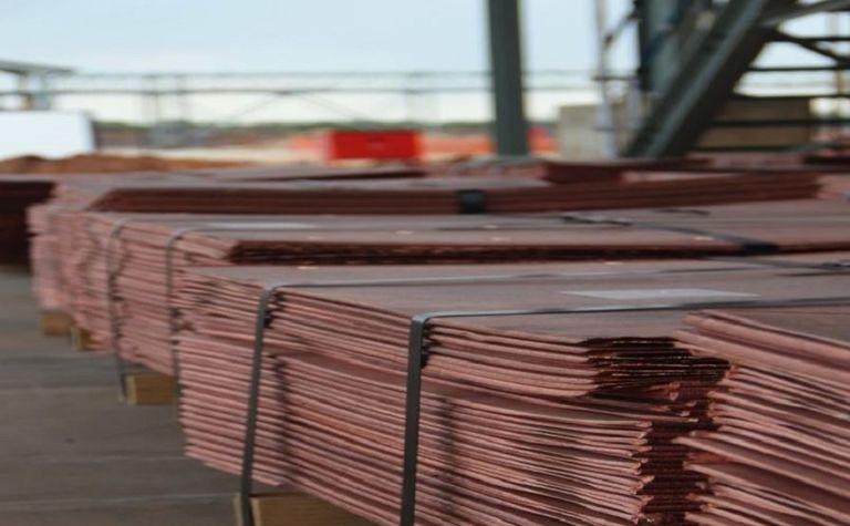Copper price rise boosts Weatherly