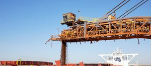 Iron ore spreads closing, says FMG