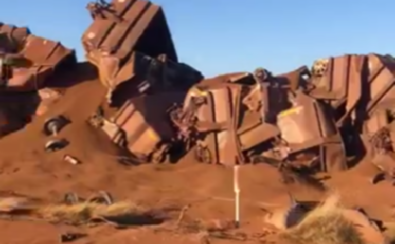 BHP counting the cost of derailment