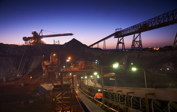 BHP: down on profit, up on dividend
