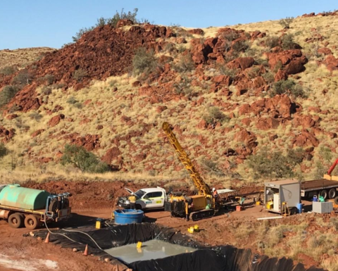 Azure hits extension of Creasy's nickel-copper discovery