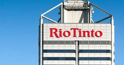 BHP, Rio Tinto standing tall