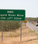 Record quarter at MMG's Dugald River