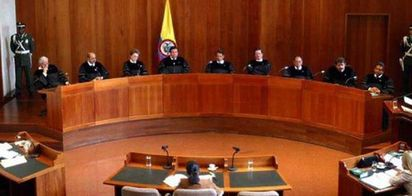Court rules against popular votes in Colombia