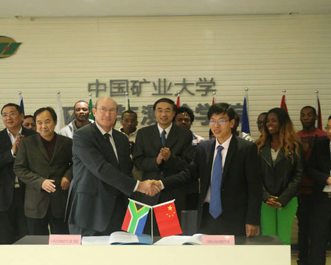 China, South Africa to match mine wits