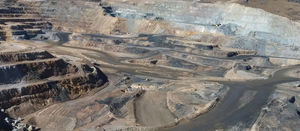 New Oroperu gains on Barrick payment