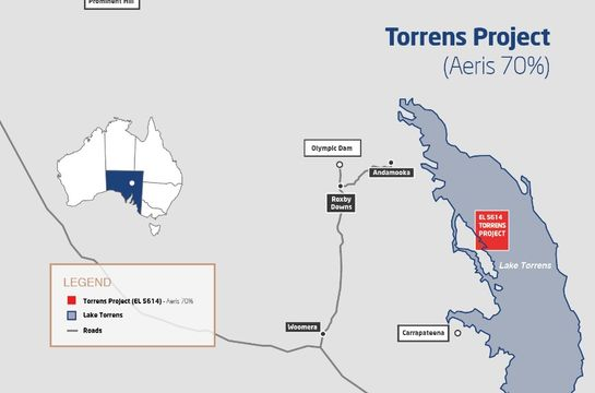 Lake Torrens exploration project gets go-ahead