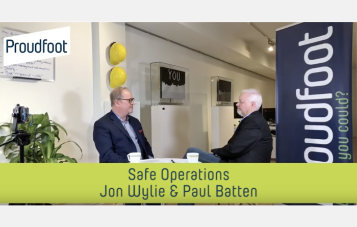 Accelerating Growth Video Series: Safe Operations