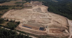 Nevsun _ Timok - site preparation for the decline construction (Aug 2018)