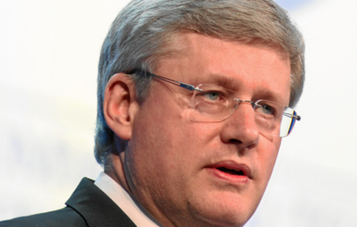 Canada dropping the ball on resource investment, says former PM Harper