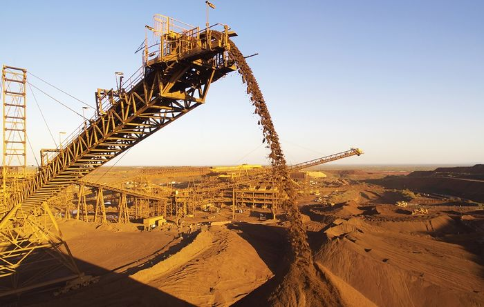 Fortescue losing altitude