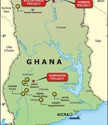 """There isn't a commercial mine in this part of Ghana at this level"""