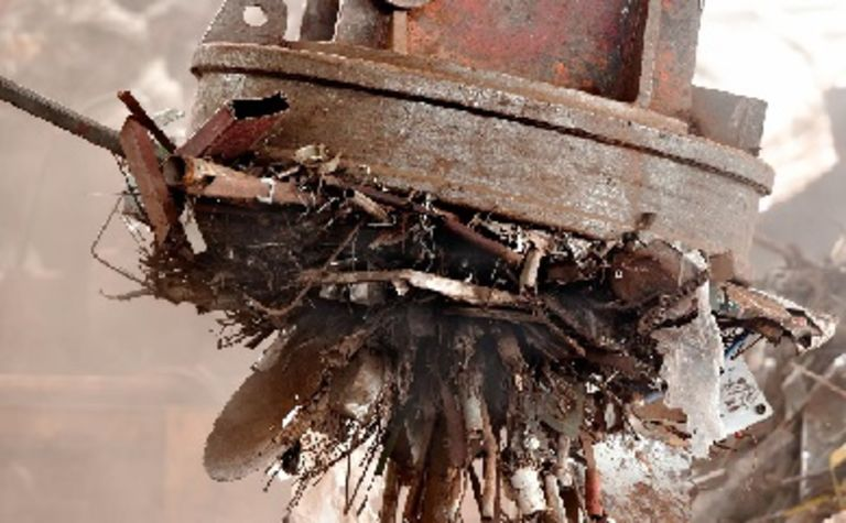Scrap metal use destined to disappoint: Woodmac