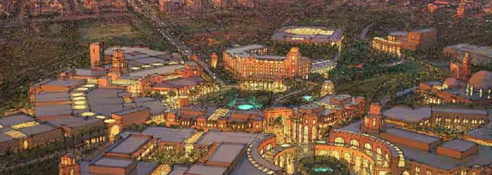 Saudi Arabia creating new mining city - Mining Journal