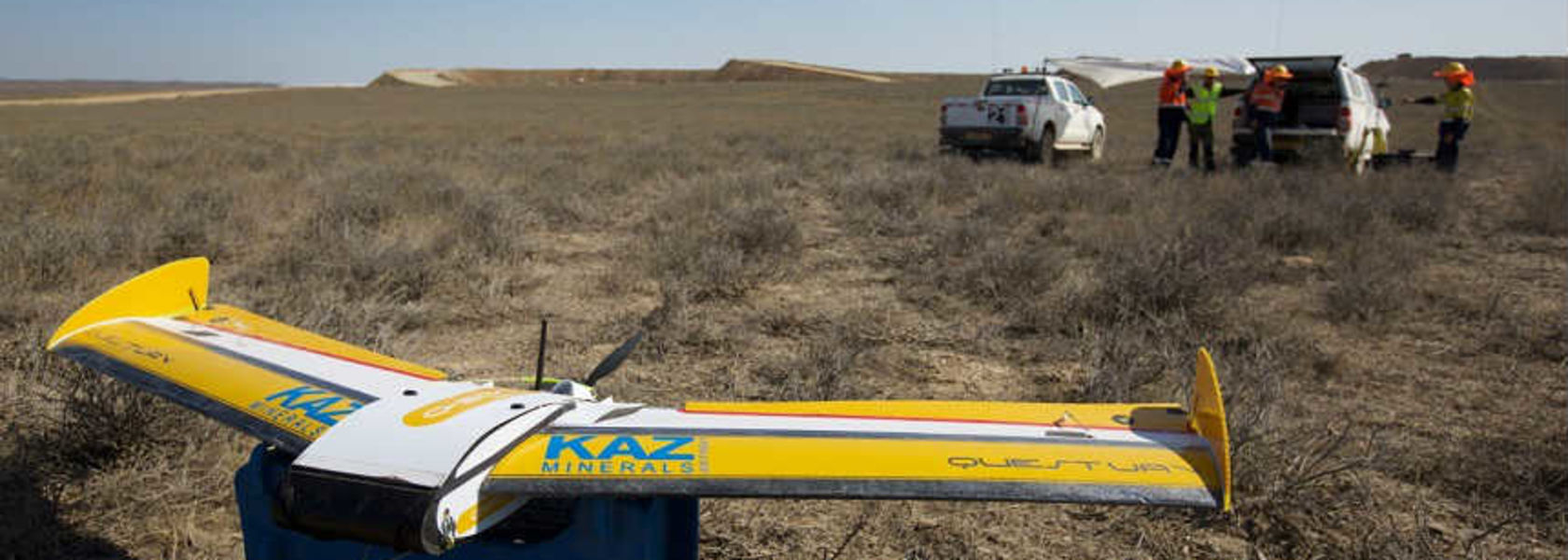 KAZ: 'UAS is not just a gadget with a remote'