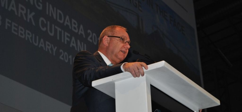Indaba: upbeat crowds, downbeat stories