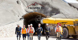 Fresnillo hikes full-year gold guidance