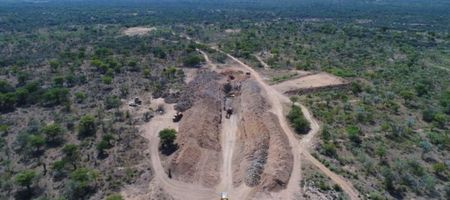 Botswana starts drilling at Thorny River