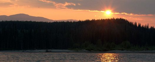 Midnight sun shines light on Yukon's mining growth