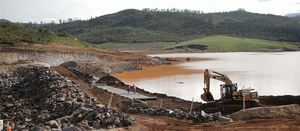 Vale raises alert for Mina Cauê tailings dam