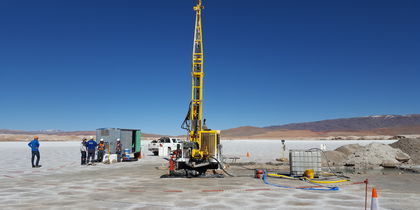 Millennial Lithium building Grandes plans