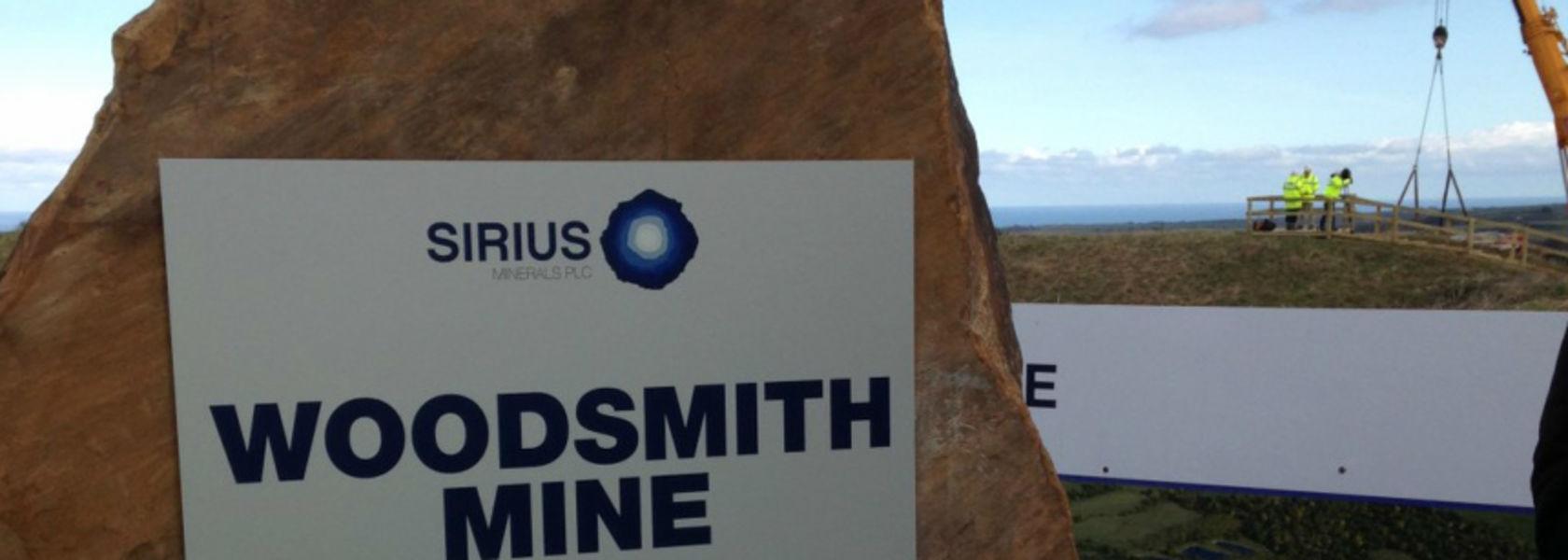Sirius ups Woodsmith capex by $500M - Mining Journal