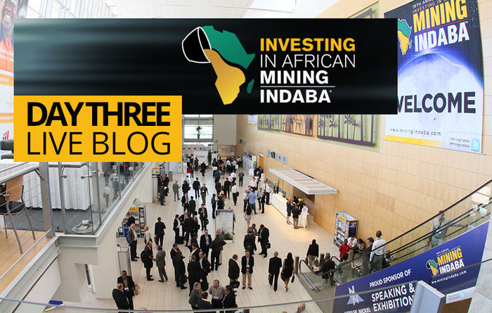 Live from Mining Indaba 2017: Day 3