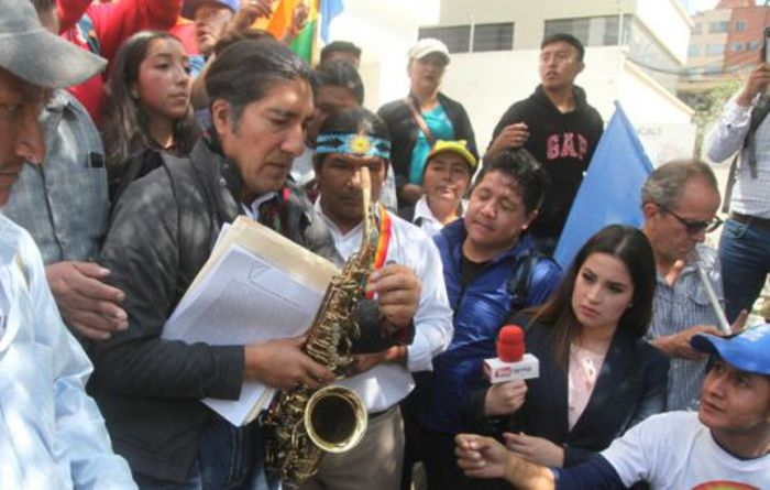 Ecuador court rules mining referendums are possible