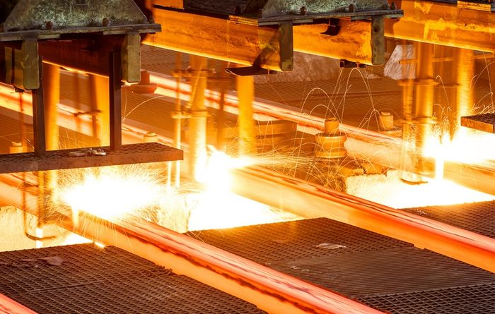 """[China's] consumption of steel in 2017… [is expected to] increase by 7.7%"