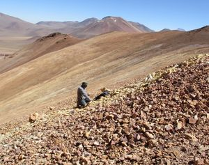 Newcrest advances Chile project
