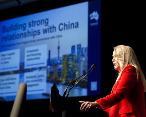 FMG's Gaines makes her mark on world stage