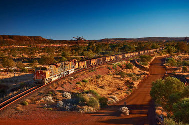 Quality over quantity boosts iron ore