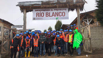 Junefield seeks US$480M compensation for Rio Blanco