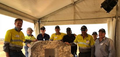 Pilbara Minerals moving ahead at Pilgangoora