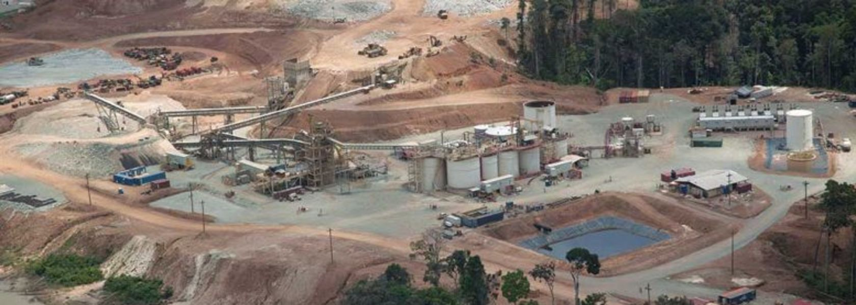Guyana Goldfields shares plummet on production difficulties