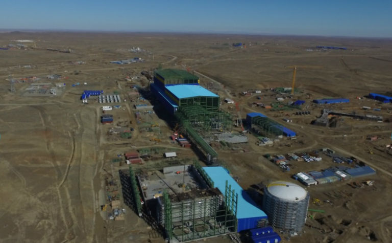 Kaz to double Aktogay processing capacity