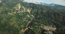 Gran Colombia Gold to spin off Marmato