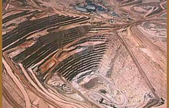 Chile copper production down 6.2% in August