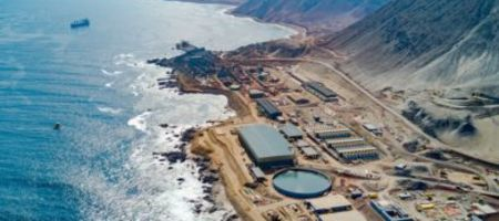 Chile seawater desalination to grow 156%