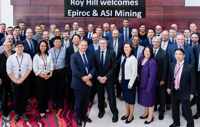 Hedblom says Epiroc positioned to be mining-tech leader