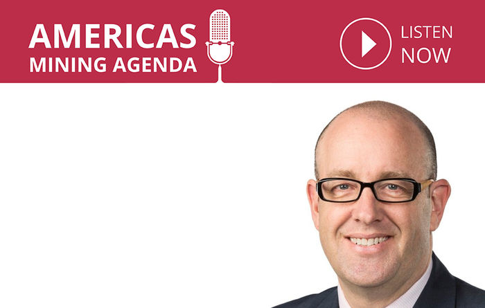 Americas Mining Agenda Special Podcast: Paul Mitchell, 13/04/17