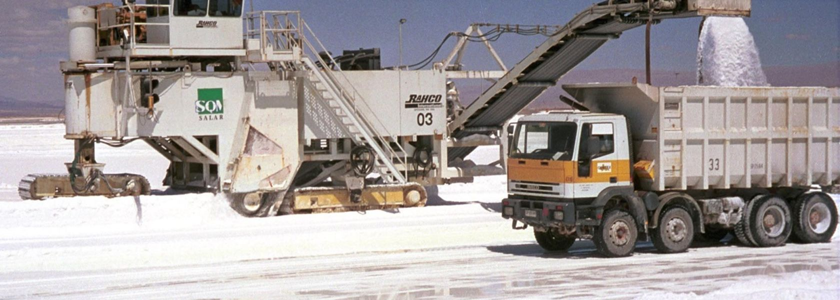 Lithium now 'top two' resource globally