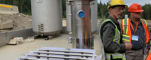 EnviroLeach tech to test 3 Aces bulk sample