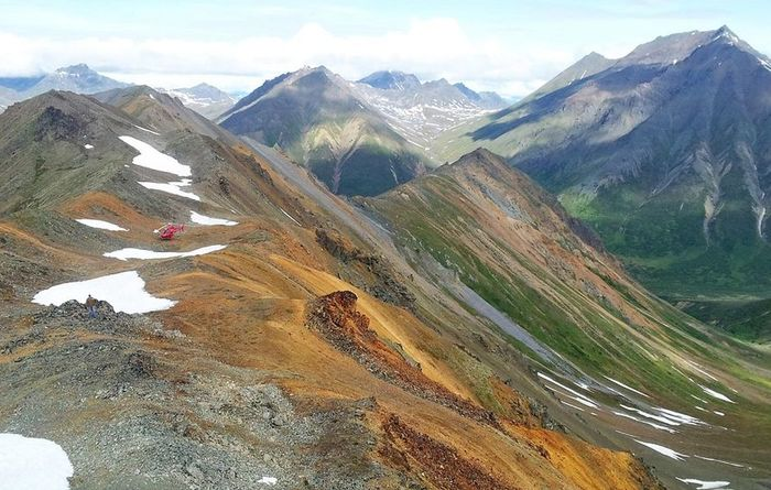 PolarX finds more Alaska porphyry proof