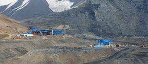 Centerra's Kumtor to resume as miners remain missing