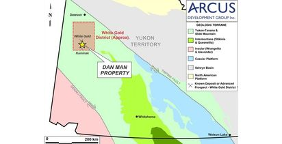 Newmont Goldcorp picks up Dan Man from Arcus, despite Coffee going off the boil