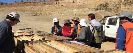 Chile copper explorer heralds one of best drill results 'ever recorded'