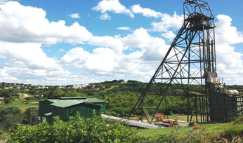 Fatality at Caledonia's Blanket mine