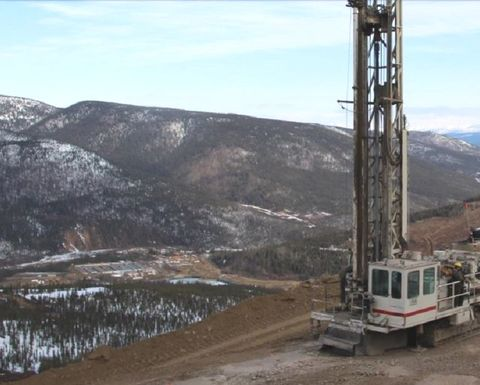 Yukon's 'next and largest' gold mine under construction