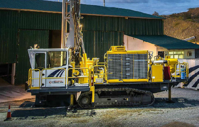 Drilling company sees positive signs